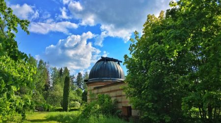Zvenigorod Observatory, Russian Academy of Sciences (Russia) - stars252